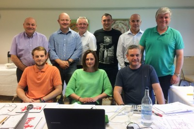 Delegates of the Fire Risk Assessor course in Northampton