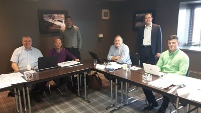 Success for Fire Training Delegates in Warrington| Vulcan Fire Training