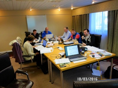 Success for delegates on completing Fire Manager Certificate in Glasgow| Vulcan Fire Training